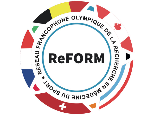 French-speaking Olympic Sports Medicine Research Network (ReFORM)